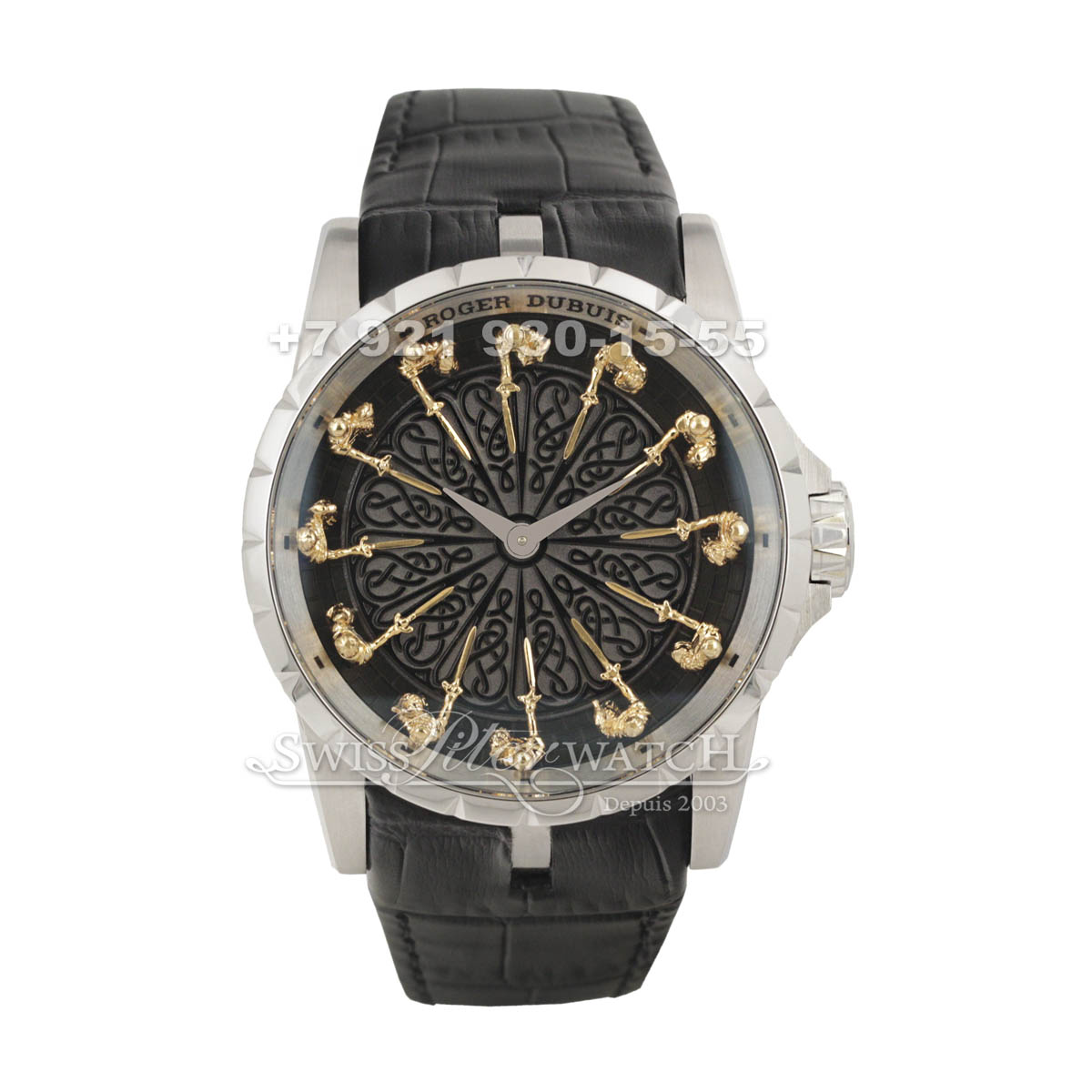 Roger Dubuis — 054.007 — 1388933